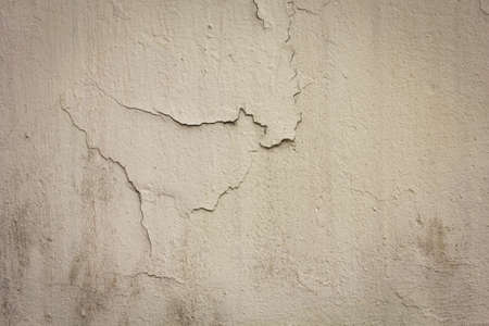 painted cracked wall texture photo