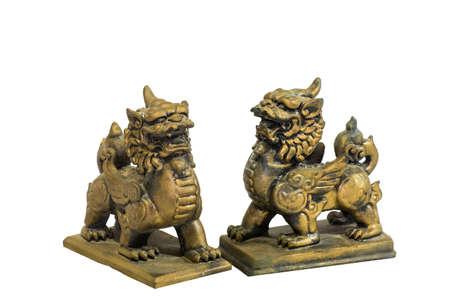 Chinese talisman photo