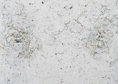 botched: botched concrete Stock Photo