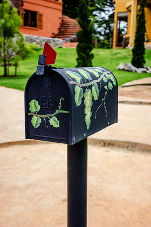 happy mailbox photo