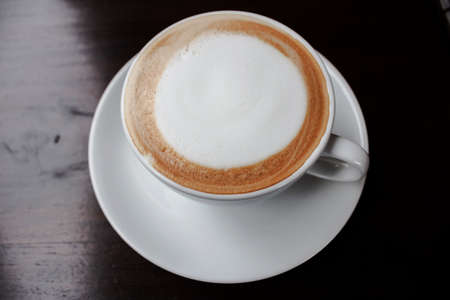 Cappuccino  Cup of Cappuccino Coffee photo