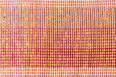handcraft weave texture natural cotton or background Stock Photo - 21419625