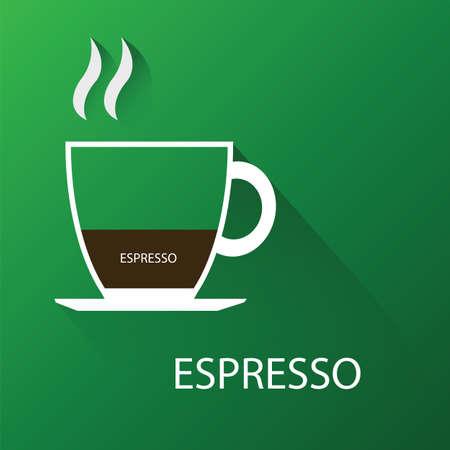 arabica: Type of coffee espresso coffee.