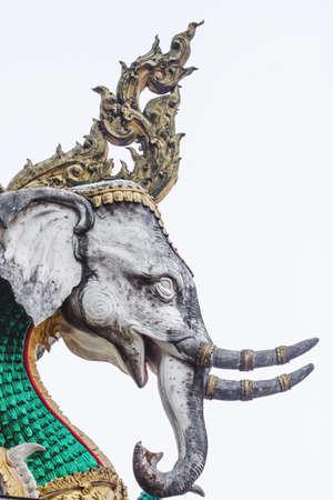 Mythical Flying Elephant