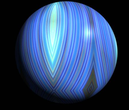 serene: space science background texture sphere Stock Photo