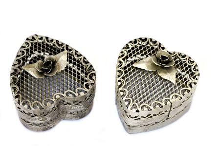 heart shaped stuff: Heart Shaped Decorative Boxes