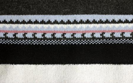 Knit Pattern Reklamní fotografie