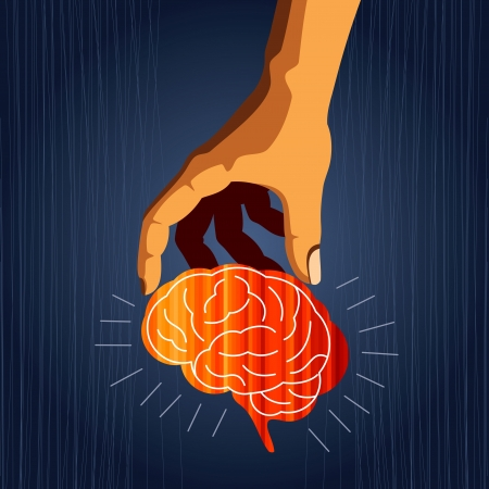 mentality: mind with hand