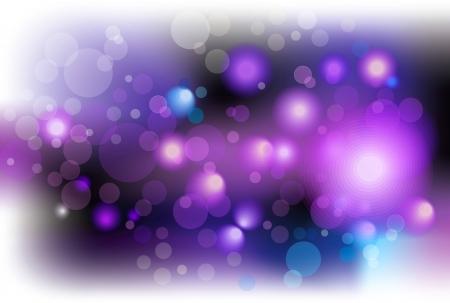 estrellas moradas: Fondo del espacio abstracto para el dise�o Vectores