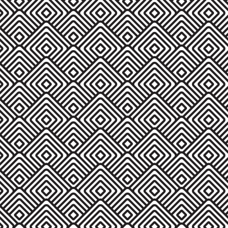 opticas: seamless patterns Vectores
