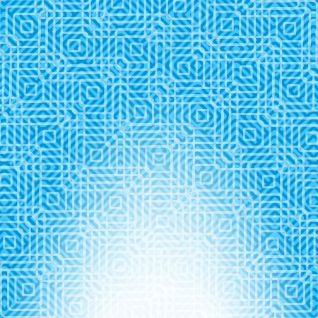 seamless blue patterns Stock Vector - 15582159