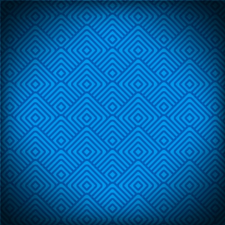 seamless blue patterns Vector