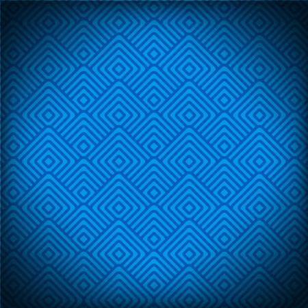 seamless blue patterns Stock Vector - 15582155