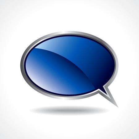 talking bubble Stock Vector - 15574381