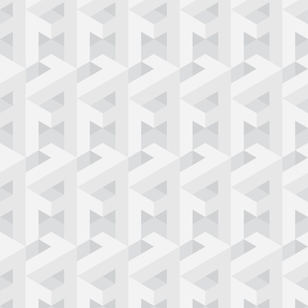 hexagonal pattern: Seamless geometric pattern  Illustration