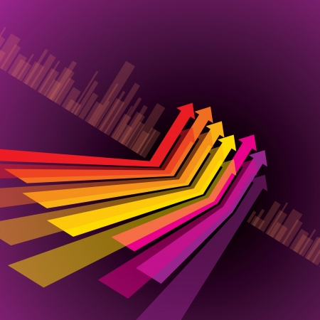 abstract vector for business concept Vector