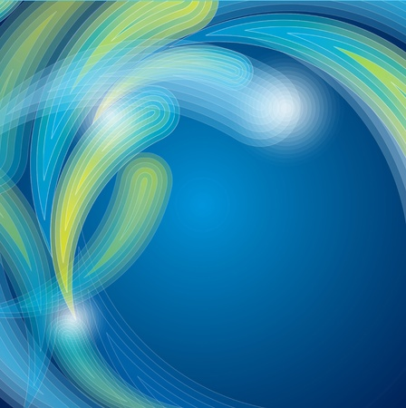motions: Abstract template background