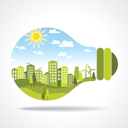 bioedilizia: nell'ambito della citt� di lampadina