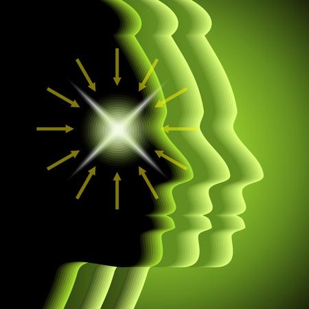 contact icon: Rijen van man vrouw koppels gezicht uit als mannen en vrouwen silhouetten