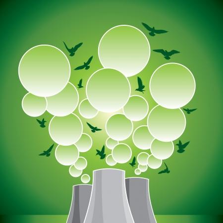 moody sky: salvare l'ambiente da inquinamento