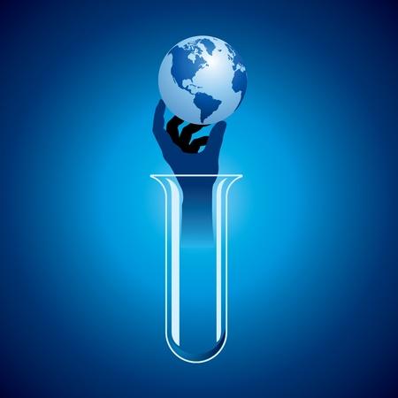 educacion ambiental: guardar concepto de la tierra con la ciencia