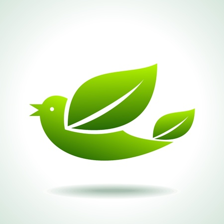 environmentally friendly icon Stock Vector - 17637785