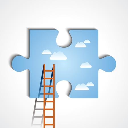 success concept: business concept
