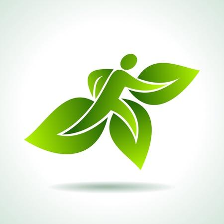 environmental idea vector Stock Vector - 18162052