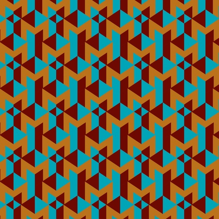 seamless geometric pattern Stock Vector - 18173209