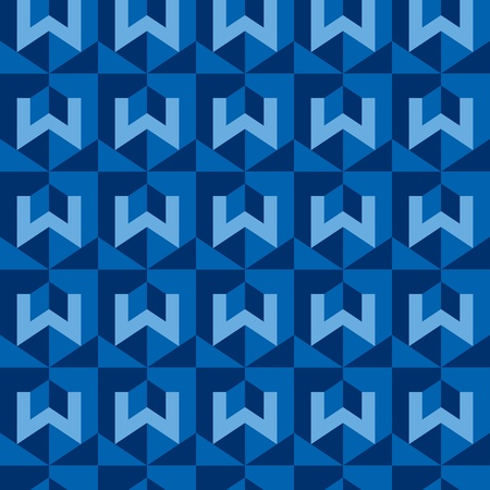 Seamless geometric pattern Stock Vector - 18178333