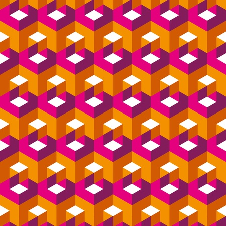 Seamless geometric pattern Stock Vector - 18175882