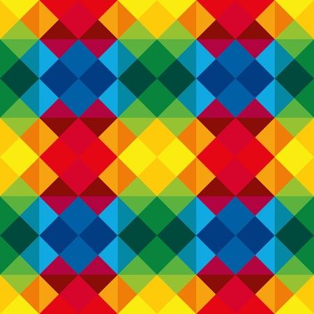 Seamless geometric pattern Stock Vector - 18178303