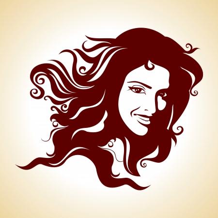 f�minit�: Silhouette belle femme