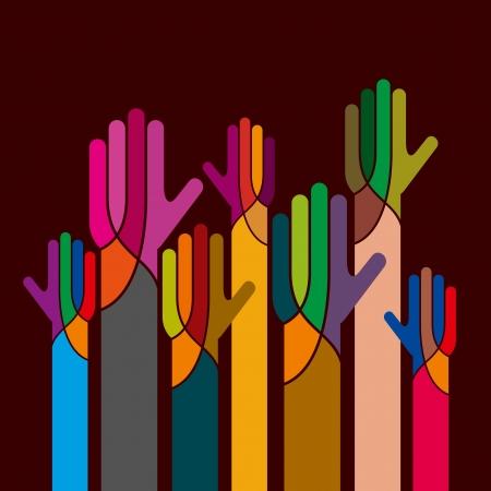 Konzept der Einheit