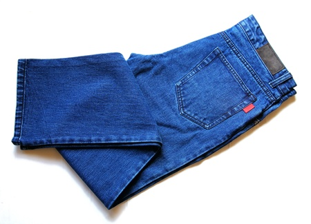 jeans image for background Stock Photo - 19462769