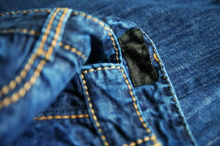 jeans image for background Stock Photo - 19465917