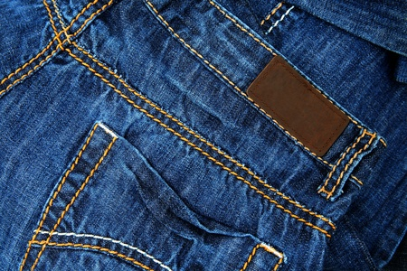 jeans image for background Stock Photo - 19465940