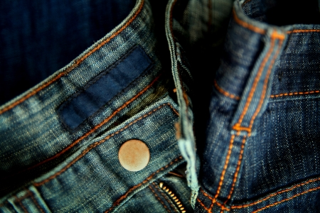 jeans image for background Stock Photo - 19465945