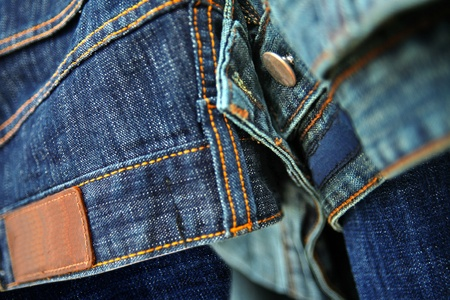 jeans image for background Stock Photo - 19465911