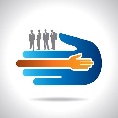 professional relationship: businessman hand shaking, best deal