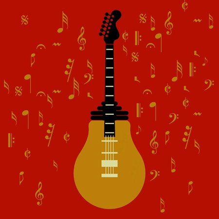 music idea Vector