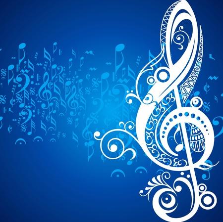 creative music icon Vector
