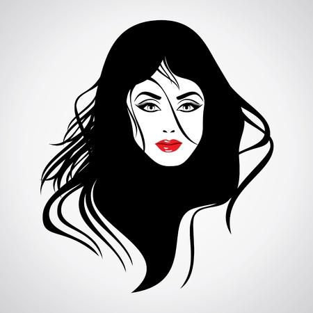 womanish: creative fashion beautiful girl