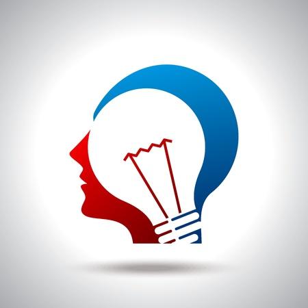 creativity and innovation: idea concept