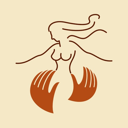 sexy belly: body care icon