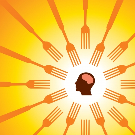 brain food: Food Concept