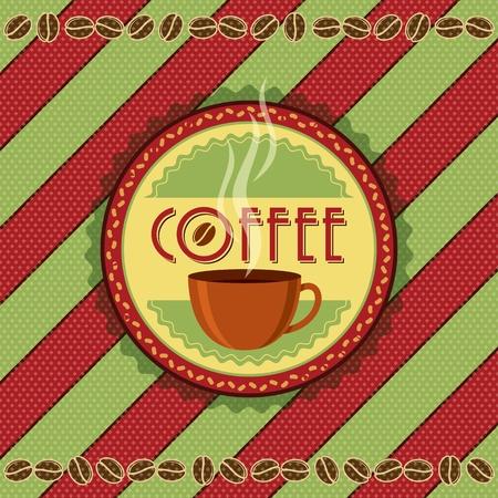 oldened: Vintage Coffee Labels