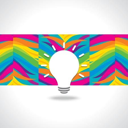 impart: creative idea vector
