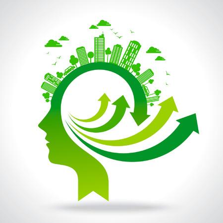 aller pour idée verte