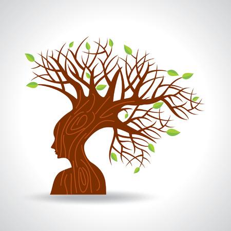 ecologist: Ecologist - Illustration Illustration